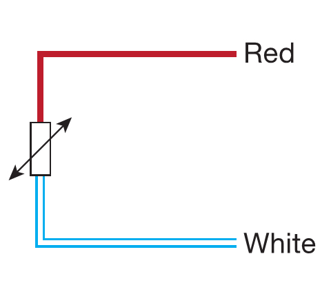 2 wire rtd color code